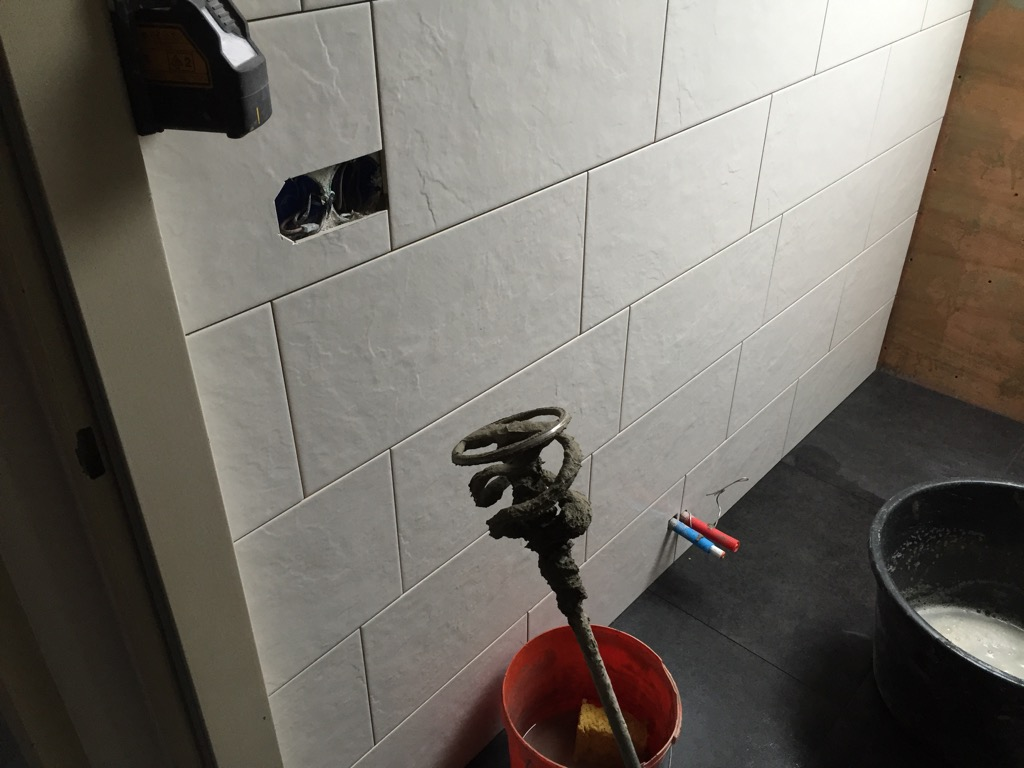 Schijndel Lidwinastraat (badkamer renovatie)