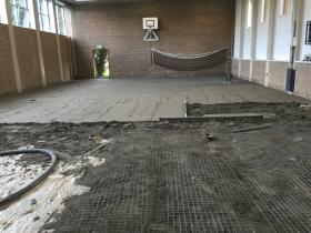 Voorburg Louis Couperusstraat (renovatie sporthal)